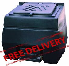 Large 12 Bag Coal Bunker | 600kg 12 x 50kg Bags | Quality and Hard Wearing