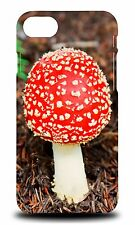RED MUSHROOM PLANT #1 HARD CASE COVER FOR APPLE iPHONE 7