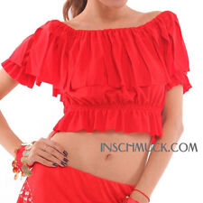 C91616 Belly Top Belly Dance Costume Top