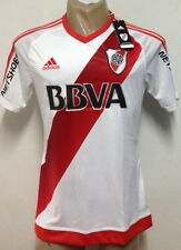 NEW !!! 2016 ORIGINAL RIVER PLATE HOME SOCCER JERSEY ALL SIZES