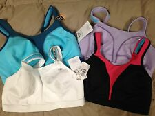 NWOT Champion Double Dry Spot Comfort Full Support Sports Bra 1602 Choose Size