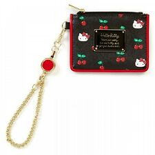 Sanrio Hello Kitty My Melody ID Pass Case Cover Holder Pouch Purse Japan S6292