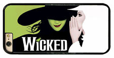 Wicked The Musical Artwork Witch Glinda Story Wizard Oz Hard Phone Cover Case