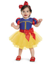 Child's Girls Prestige Disney Princess Snow White Tutu One-Piece Costume