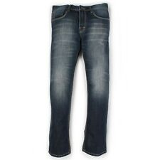 AXEL ELLINGTON RELAXED STRAIGHT FIT JEANS MEN'S SIZE: W 32-38 X L 32-34 NWT