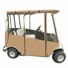 Yamaha Drive Portable Golf Cart Cover by DoorWorks. Fits the Drive Perfectly!.