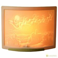 Porcelain Nightlight Curved In Multiple Styles