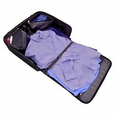 Travelers Choice Travel Select Amsterdam Upright Rolling Garment Bag