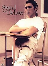 Stand and Deliver (DVD, 1998) Edward James Olmos Lou Diamond Phillips