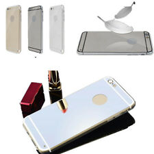 6s 7Plus Electroplating Case Cover for 6 Plus iP 6 Ultra-thin Mirror iP  7