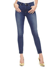 NWT JUICY COUTURE Black Label Core Blue Dark Wash Skinny Jeans 25 27 28 31 $148