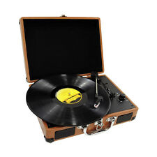 Pyle Retro Belt-Drive Turntable With USB-to-PC Connection