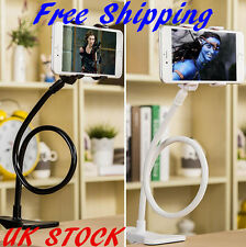 Flexible Lazy Bracket Mobile Phone Stand Holder Car Bed Desk For iPhone Cell SUM