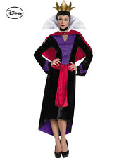 Adult Disney Snow White Evil Queen Deluxe Costume