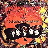 TOMMY JAMES AND THE SHONDELLS  Crimson and Clover / Cellophane Symphony CD RHINO
