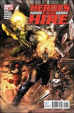 Heroes For Hire (2011)  #1 to 12 Complete   NM- to NM/M