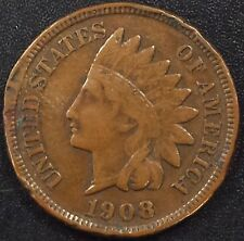 1908 S Indian Head Cent! A key coin of the series!