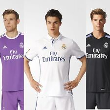 NEW! Real Madrid 16/17 (Spain) Replica Jersey Adidas
