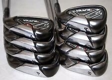 TaylorMade Burner 2.0 4-PW + AW iron set with KBS 90g regular flex shafts