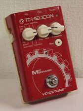 TC Helicon Voicetone Mic Mechanic Vocal Effects Pedal