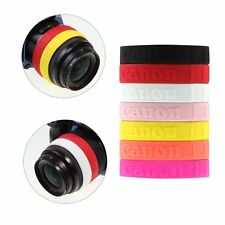 Canon Lens Band Stop Zoom Creep for 49mm 52mm 58mm 62mm 67mm 72mm 77mm 82mm New