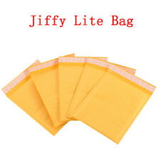 New 11x13cm Self-Seal Kraft Bubble Mailers Padded Mailing Envelope Shipping Bag