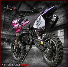 XTREME CRX 50cc Kids Petrol Dirt Bike Mini Moto Childs New Motorbike / Motocross