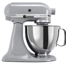 KitchenAid KSM150PSMC Artisan Series 5-Qt. Stand Mixer with Pouring Shield - Met