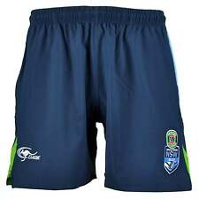Classic Sportswear New South Wales Blues Rugby League Training Shorts - Navy