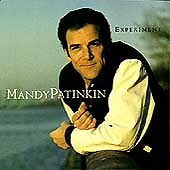 Experiment Patinkin, Mandy Audio CD