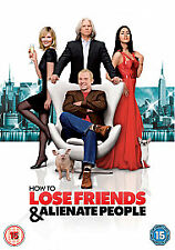 How To Lose Friends And Alienate People (DVD, 2009) - FAST & FREE UK POSTAGE