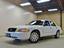 Ford: Crown Victoria P7B POLICE