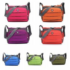 NEW Women Shoulder Bag Oxford Satchel Purse Crossbody Multicolor Bags Large Tote