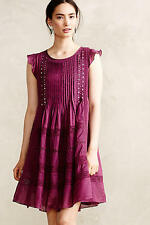 NIP Anthropologie Marit Dress by Vanessa Virginia Sz L