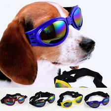 Cool Pet Dog Fashion Goggles UV Sunglasses Anti-wind Glasses Eye Wear Protection