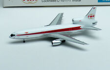Herpa Wings TWA Lockheed L-1011-1 523363 Rare/Sold Out/Discontinued Model