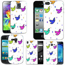 motif case cover for various Mobile phones - multi dove droplet.