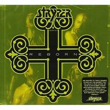 STRYPER REBORN CD Special Pack CHRISTian METAL Michael Sweet Traxter Whitecross
