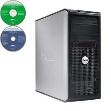 DELL Tower P4-HT 3.2GHz-CPU 3Gb-RAM 40Gb-HDD CD-ROM MsOffice Win-XP Pro3 PwrCord