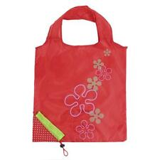 Hot Strawberry Foldable Eco Storage Handbag Shopping Tote Bags Reusable Bag
