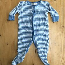 Early Days Baby Boy Babygrow Monkey Embroidered Age 6-12 Months