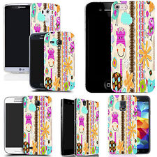 gel case cover for many mobiles - giraffe  silicone