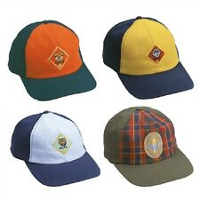 Cub Scouts Official Uniform Cap Cub Scout Boy Scout Hat USA NWT