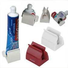 Rolling Tube Toothpaste Squeezer Toothpaste Easy Dispenser Seat Holder Stand BU
