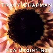 New Beginning by Tracy Chapman CD 1995 Elektra Label