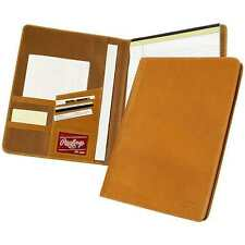 Rawlings Premium Heart of the Hide Leather Padfolio Notepad HOHPFT