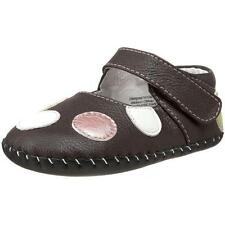 Pediped Originals Giselle Chocolate Leather Soft Soles