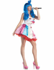 Womens Katy Perry Candy Girl California Gurls Fancy Dress Costume Outfit