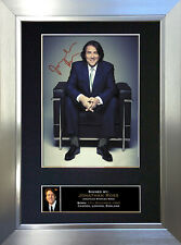 JONATHAN ROSS Signed Autograph Mounted Reproduction Photo A4 Print 137