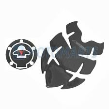 Set of Tank Pad + Gas Cap Cover Sticker Decals Protector for YAMAHA MT-25 MT03